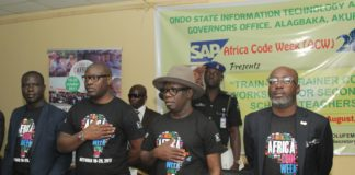 African Code Week, Technology, Internet, Ondo State, ELearning