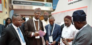 Isa Pantami, Sola Aderounmu, Gitex, Nigeria, National Assembly