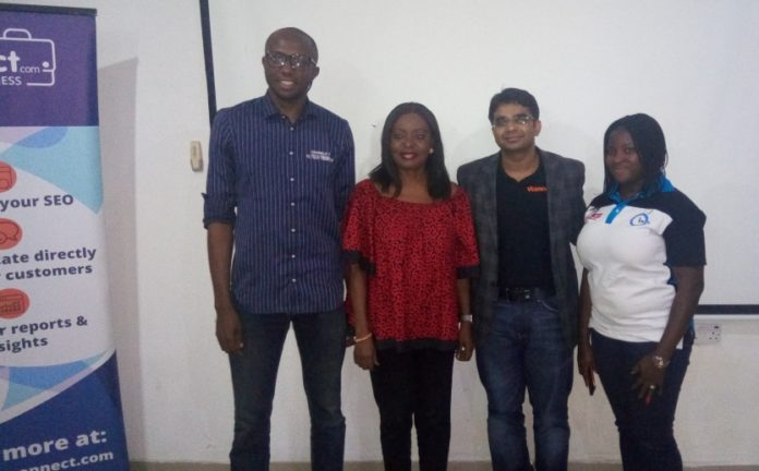 CFA, VConnect, NIgeria, Tech starups