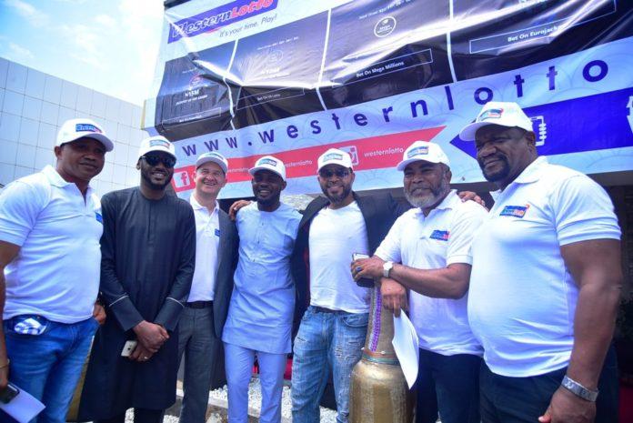 Western Lotto are Paul Obazele, Tuface Idibia, Elvis Krivokuca, AY, ramsey Noauh, Zack Orji and Alex Usifo