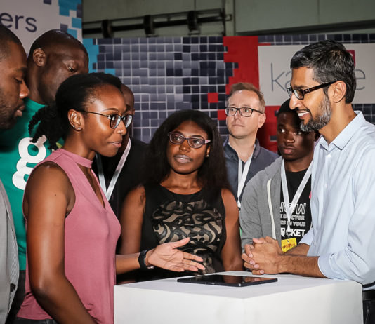 Google for Nigeria, Sundar Pichai , Technology Applications