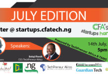 CFA, StartUps Hangout, ITPulse, Technology