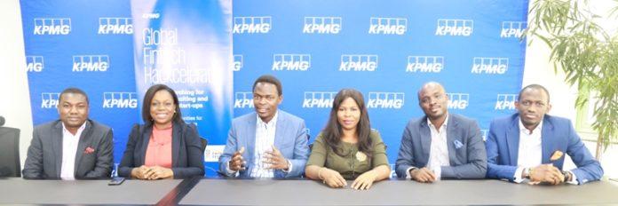 KPMG, Singapore, Fintech, Startups