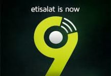 Etisalat, 9mobile, NCC, telecommunications