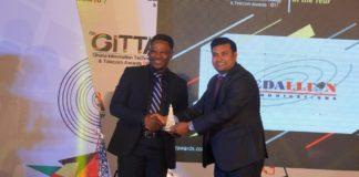 Medallion Communications, Awards, Connectivity, AITTA