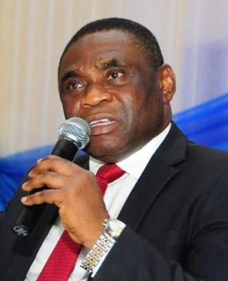 Mr. Tony Ojobo, Umar Danbatta, Nigeria