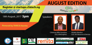 CFA, Startups, Nigeria, Technology