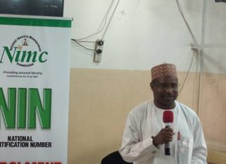 Engr. Aliyu Aziz , NIMC, NIN, Nigeria, Citizenship