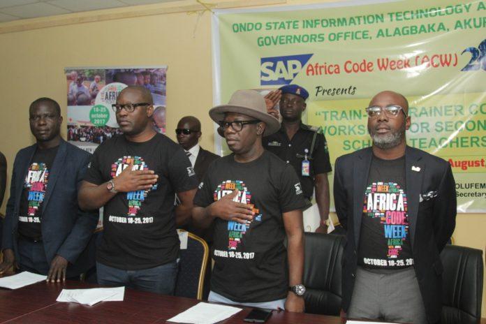 African Code Week, Technology, Internet, Ondo State, ELearning