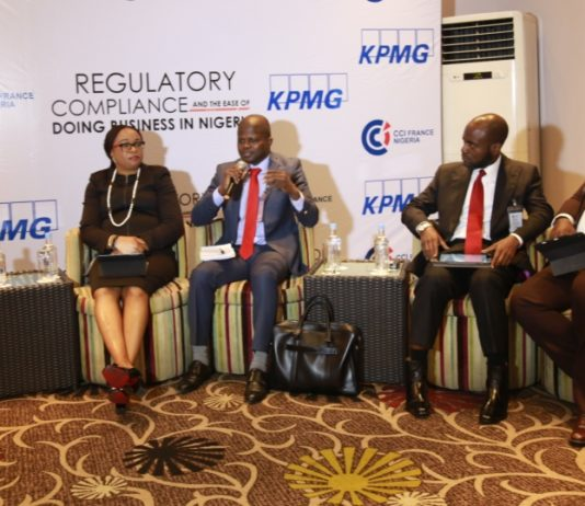 KPMG, FNCCI, Nigeria, Commerce, Industry