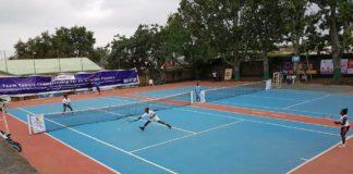 NCC, lawn tennis, Teams Offikwu