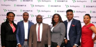 Seamfix, Bioregistra, Data management Solution