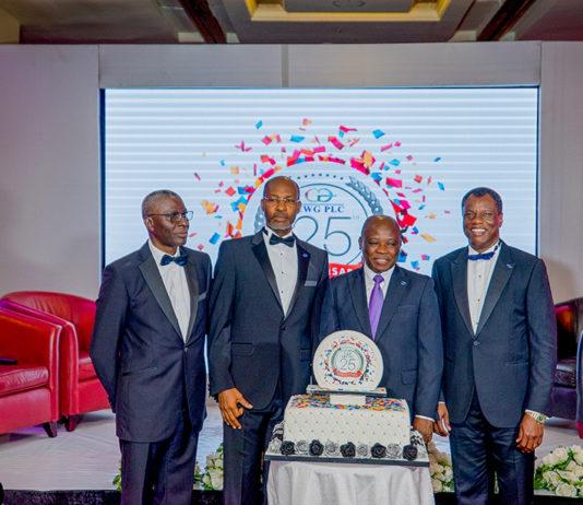 CWG Plc, Anniversary, Technology, Innovation, Austin Okere, James Agada