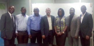 Mohammed Rudman, Chris Uwaje, George Olunwa IPV6 Council Nigeria, Internet Solution, IXPN