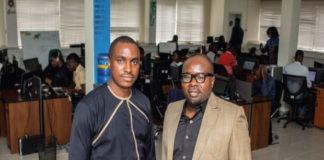 Data capaturing, Chimezie Emewulu, Chibuzor Onwurah