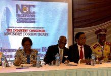 NCC, Telecom, Subscribers, ICAF, Nigeria