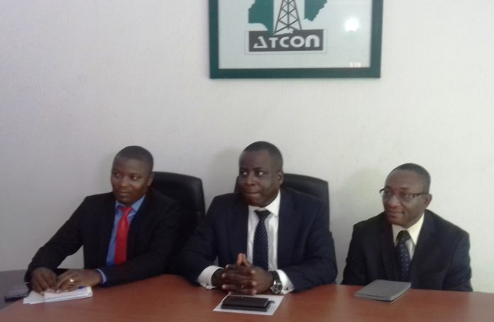 Ajibola Olude, Olusola Teniola, Anthony Nwosu, ATCON