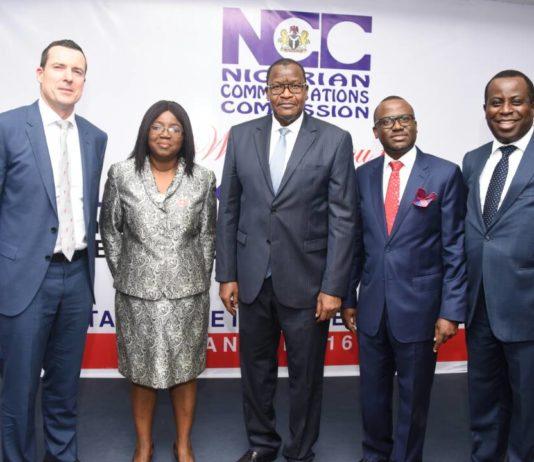 Umar Danbatta, Olusola Teniola, KPMG, Broadband