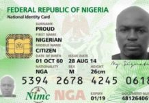 NIMC, National Identity, Nigeria