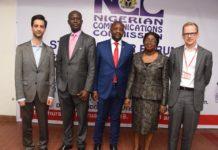 Alex Ramos, Engr. Austine Nwaulune, Mr. Sunday Dare, Ms. Josephine Amuwa, Dr Michael Hardt