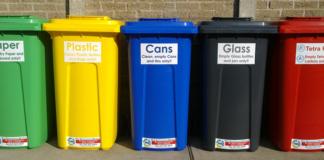 Waste Bin Branding