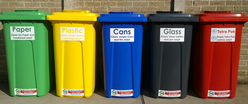 Lasg To Generate N7bn Annually From Waste Bin Branding