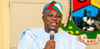 Akinwumi Ambode, Lagos State Governor, Interswitch