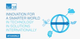 ITU 2018, Smart solution, Innovation