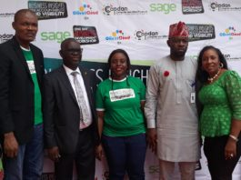 Mrs Chioma Chima, Mr. Ahmed Ojikutu, Mr Magnus Nmonwu