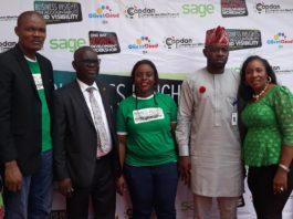 Mrs Chioma Chima, Mr. Ahmed Ojikutu, Mr Magnus Nmonwu