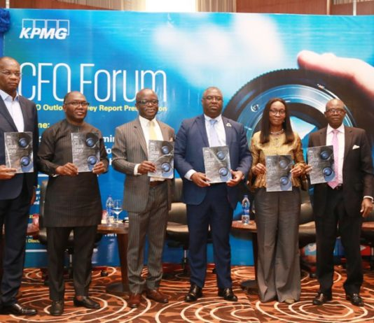 KPMG, Tunde Fowler, KPMG, CFO, Financial report