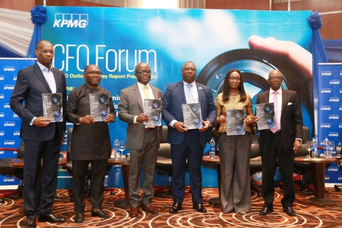 KPMG, Tunde Fowler, KPMG, CFO, Financial report