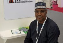 Mr. Ibrahim Dikko, Back Bone Connectivity