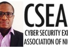 Remi Afon, CSEAN, Cyber security, Nigeria
