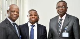 Adesola Aderounmu, Sulyman Age Abdulkareem, Professor Bolaji Sule
