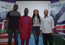 Mohammed Rudman, Chukwuemeka Fred Agbata, Nkiru Balonwu, Ojikutu Adeniyi