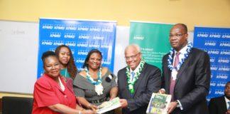 Mrs. Alaba Viwanu Akingbogun, Mrs. Temitope Onitiri, Lord Michael Hastings, Mr. Kunle Elebute,