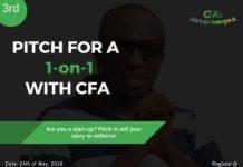 CFA, Startups