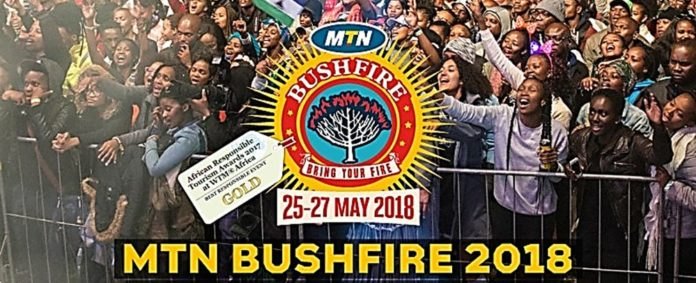 MTN, BushFire 2018, Swaziland