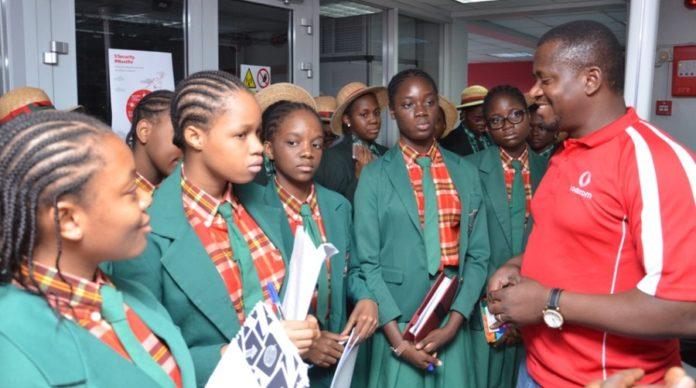 Vodacom, Girls in ICT