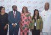 Monisola Udoh, Babatunde Ruwase, Felicia Onwuegbuchulam, Toki Mabogunje, Lanre Kolade