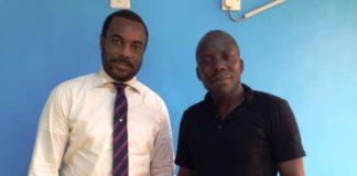 Nnam Uche, Dr. Peter Atorough