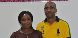 Mrs. Jumoke Ogunmodede, Mr. Chris Obasi