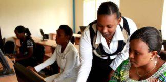 African Women Technology