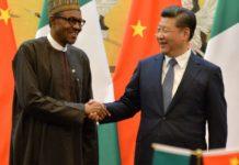 Muhammadu Buhari, Xi Jinping