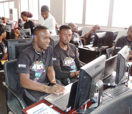 E-learning, Africa Code week