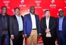 Segun Ogunsanya, Airtel Nigeria, 4G LTE Network