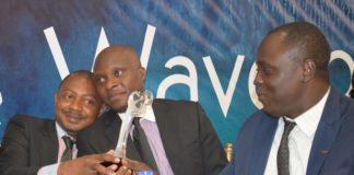 Engineer Ibrahim Dende, Engineer Peter Ochie, Engineer Ayodele Oyebanji