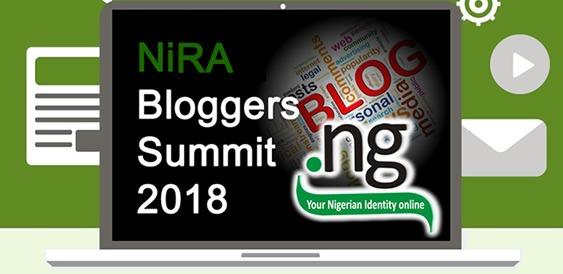 NIRA, Bloggers summit, Internet