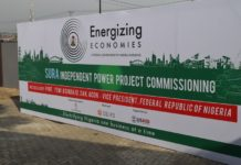 Sura Power project, CWG, Yemi Osinajo